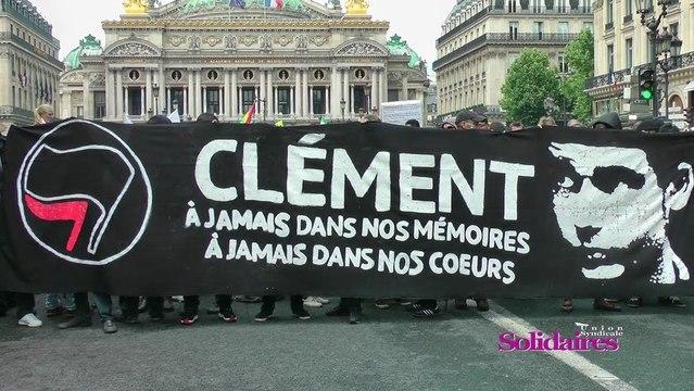 Clément Méric : Ni oubli Ni pardon