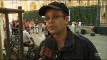 RESF : Demande de régularisation des sans-papiers (Nîmes)