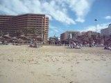 Plage de playa de Palma Baléares