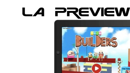 TOCA BUILDERS - iPhone, iPad, iPod Touch & Android - Demo