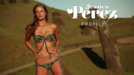 Sports Illustrated Swimsuit 2013, Jessica Perez Profile