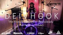Deivhook - The Bloody Beetroots - Rocksteady (Drum cover)