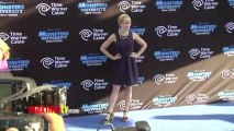 "Beth Behrs ""Monsters University"" World Premiere Blue Carpet Arrivals"