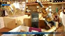 Les ventes de champagne en baisse - 25/06
