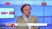 """Christian Estrosi : """"[DSK auditionné au sénat] pas normal"""""""