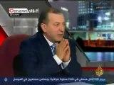 فيصل القاسم يمسح بالأرض بشار الاسد ويريد ذبحه وسحله! الاتجاه المعاكس