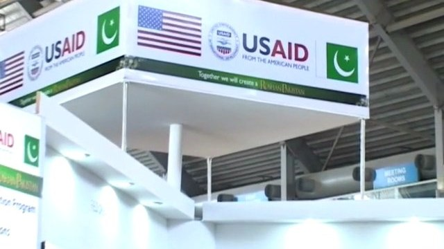 USAID Power Distribution Program facilitating improvements in Electric Power Distribution (Exhibitors TV at POGEE 2013)