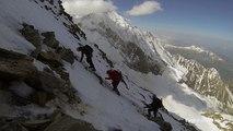 #2 Mont-Blanc 2013 voie normale Refuge de Tête Rousse Refuge du Goûter