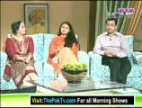 Morning With Juggan By PTV Home - 25th June 2013 - Part 3