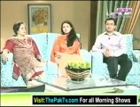 Morning With Juggan By PTV Home - 25th June 2013 - Part 4