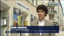 cinema Les Carmes - Reportage FR3 Centre - 23_06_2013