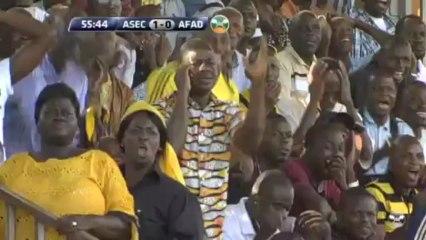 Résumé ASEC - AFAD 1-0 (Ligue1 CIV J24)
