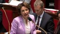 Questions de Jean-Louis Costes à Marisol Touraine