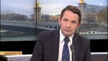 """Affaire Tapie : """"ça va être l'affaire Guéant dans les prochains jours"""" (Thierry Mandon)"""