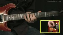 Rock Guitar Lesson with Jerry Crozier Cole - Pro Music Tutor