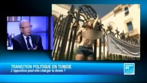 L'ENTRETIEN - Beji Caïd Essebsi, ancien Premier ministre tunisien
