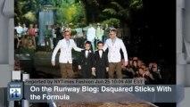 Fashion News Pop: Perry Ellis Splits With Duckie Brown