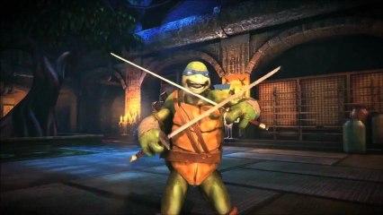 Trailer Leonardo de Tekken 5 Dark Resurrection