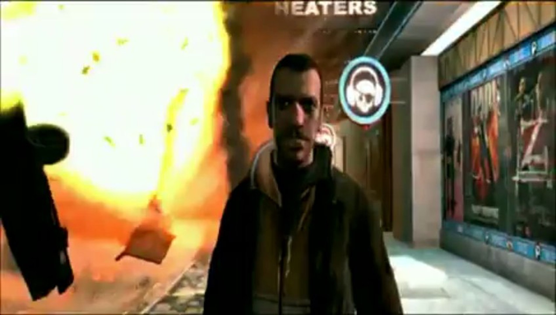 Bandes-annonces Grand Theft Auto IV Xbox 360  Pub française