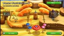 Wii U Super Luigi U Gameplay parte 2