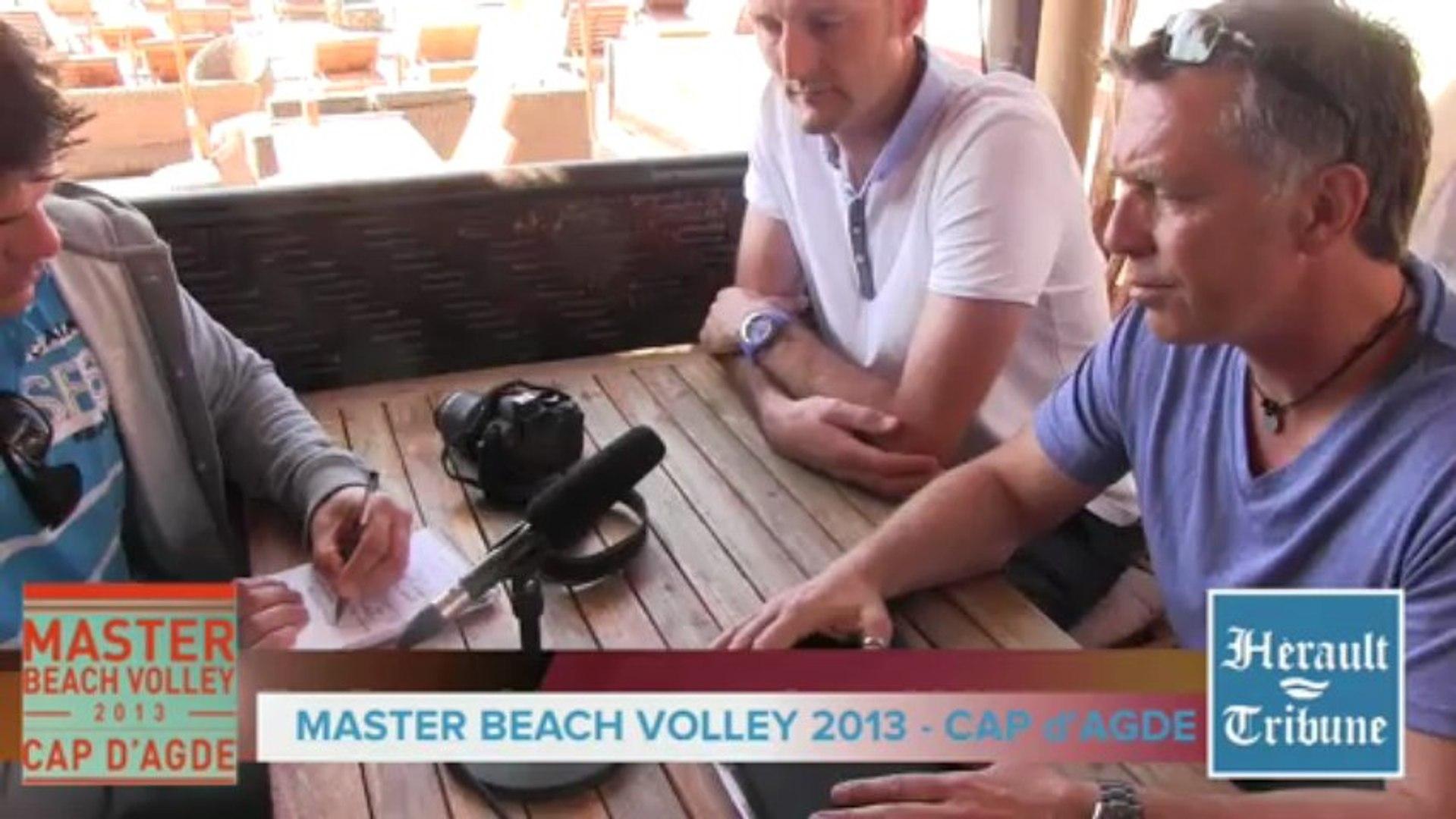 CAP D'AGDE - 2013 - MASTER BEACH VOLLEY 2013 au CAP d'AGDE les 29 et 30 juin 2013