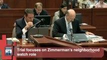 George Zimmerman Breaking News: Neighbor Says She Saw Struggle in Zimmerman Trial