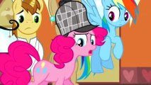 My Little Pony Friendship is Magic. Temporada 2  EP 50  El Misterio en el Tren de la Amistad. Español Latino.