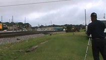 Norfolk Southern mixed freight southeast through Austell Ga.