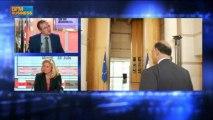 Hervé Mariton, député UMP de la Drôme dans Le Grand Journal - 25 juin 1/4