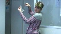 Préparation du film «Entre filles on ne risque rien»: Le préservatif féminin, mode d'emploi