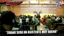 Rueda de prensa de Ancelotti como nuevo entrenador del Real Madrid  (1de5)
