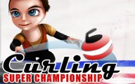CGR Undertow - CURLING SUPER CHAMPIONSHIP review for Nintendo DSi
