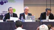 8e réunion du Conseil national du débat : Le secrétariat général présente l'analyse des contributions des citoyens et des cahiers de participation (2/8)