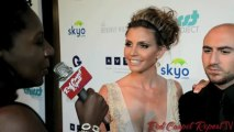 Charisma Carpenter at the 4th Annual Thirst Gala @AllCharisma