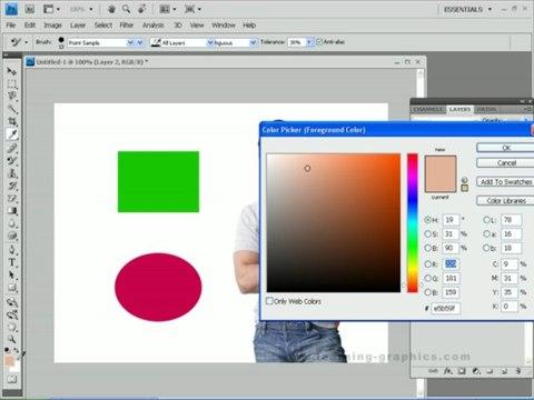 Adobe Photoshop Tutorial Through Telugu 2 Video Dailymotion