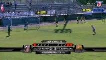 Portero del Barcelona Iñaki Peña ataja 6 penales