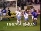 КЕЧ 1987/1988 Глазго Рейнджерс - Динамо Киев 2:0