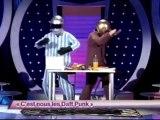Arnaud Tsamere et Ben –   « C'est nous les Daft Punk »