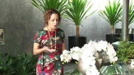 Casa Cor SP: como usar flores artificiais de um jeito elegante?