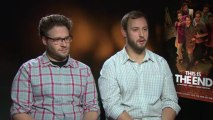 This Is The End - Exclusive Interview With Seth Rogen And Evan Goldberg