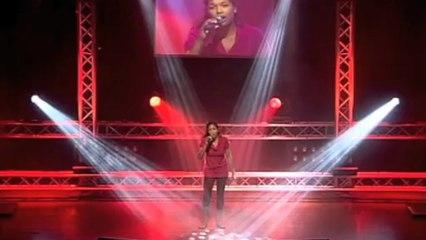 Anaïs, deuxième de la Nescafé Star 2009