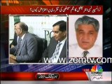 Transparency International Chairman Adil Gillani Reservations on Najam Sethi