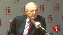 Jean Arthuis, sénateur de la Mayenne, vice-président de l'UDI et membre de la commission des Finances du Sénat