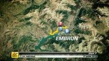 DE - Analysis Schritt - Etappe 17 (Embrun > Chorges)