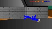 Counter-Strike - The Animated Movie  - DE_Nuke - A Stickman Flash Animation