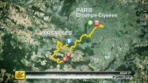 ES - Análisis de la etapa - Etapa 21 (Versailles > Paris Champs-Élysées)