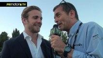 Entrevista a Dani Clos en Autobello 2013 - Real Club de Polo Barcelona - PRMotor TV Channel (HD)
