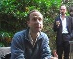 L'économiste Frédéric Lordon à la Librairie Tropiques, 19 mai 2011, 1 de 3