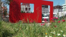 ZAC du Bon Lait : inauguration d'une nouvelle allée verte