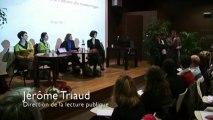 Lecture sérieuse, lecture joueuse : la littérature jeunesse à l'heure du numérique. Journée d'étude du 23 mai 2013. Partie 1 / 10